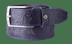 Emma Belt Business Collection 73 Blue 115CM