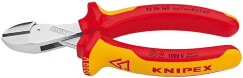KNIP X-CUT COMPACT DIAGONAL CUTTER 165MM