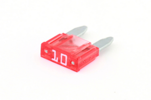 RIPC-10PC-MIF10 MINI FUSE 10A RED