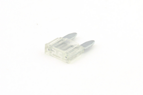 RIPC-10PC-MIF25 MINI FUSE 25A TRANSP