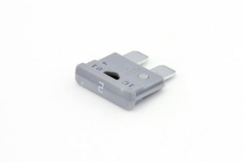 RIPC-50PC-RF2L BLADE FUSE 2A GREY