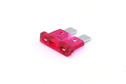 RIPC-50PC-RF4L BLADE FUSE 4A PINK