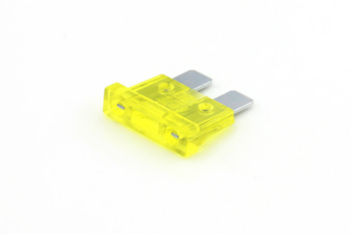RIPC-50PC-RF20L BLADE FUSE 20A YELLOW
