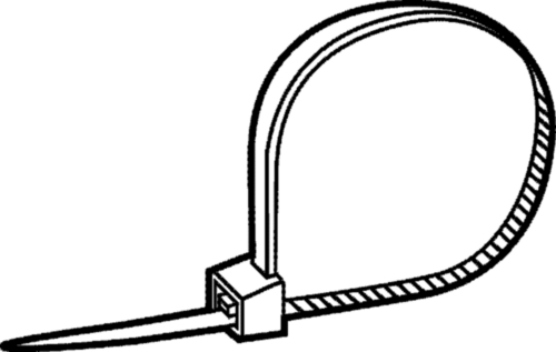 Locking cable ties