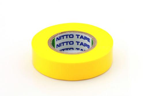 RIPC-10RL-MPVTA8Y PVC TAPE 15MMX10M YL