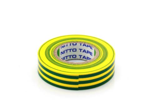 RIPC-10RL-MPVTA8Y/G PVC TAPE 15MMX10M