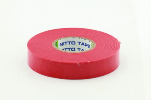 RIPC-10RL-MPVTA9R PVC TAPE 15MMX20M RD