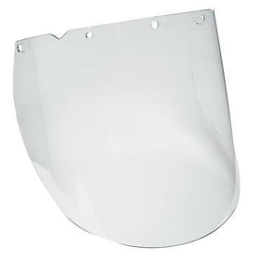 MSA Face shield Clear