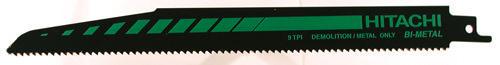 Hikoki (Hitachi) Šabľový pílový list  752021