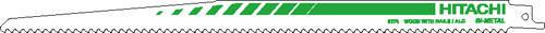 Hikoki (Hitachi) Šabľový pílový list  752027