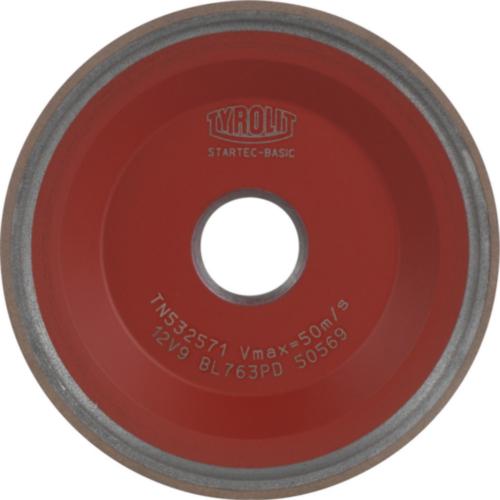 Tyrolit Disco desbarbado 125X25X20