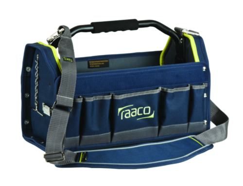 RAACO 16.IN TOOLBAG PRO BLUE