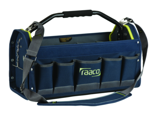 RAACO 20.IN TOOLBAG PRO BLUE