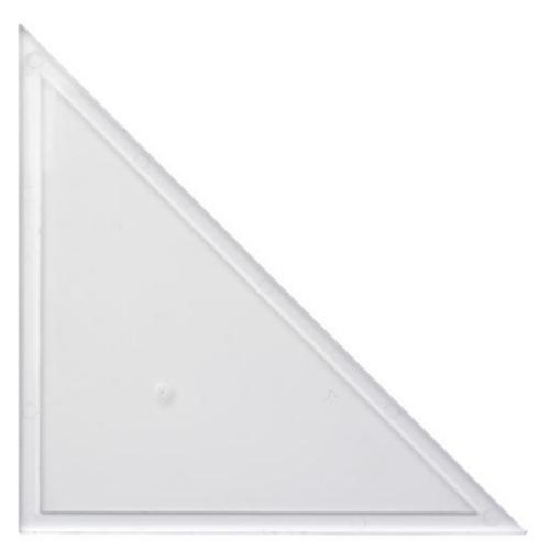 Makita Disassembly tool Triangle rule 762001-3