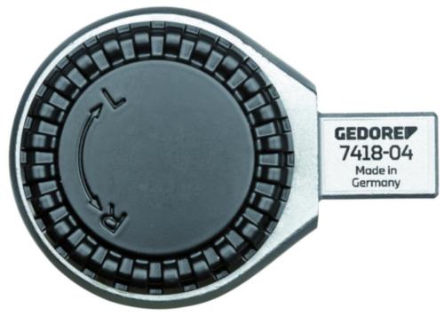 GEDO RATCHET HEAD 3/4 SE 14X18