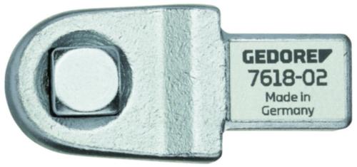GEDO FIXED SQUARE HEAD 1/2 SE 14X18
