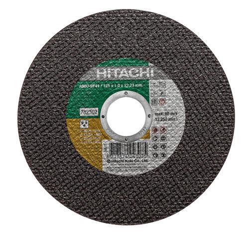 Hikoki (Hitachi) Doorslijpschijf INOX