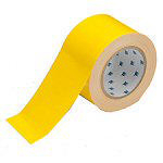Brady Floor tape YELLOW 76,2X30