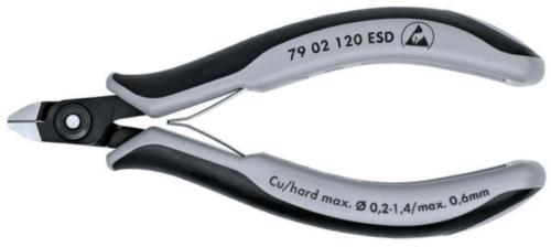 KNIP DIAGONAL CUTTING NIPPERS 115 MM