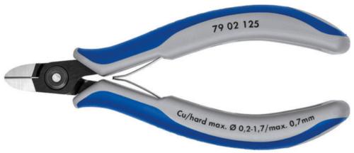 KNIP DIAGONAL CUTTING NIPPERS 125MM