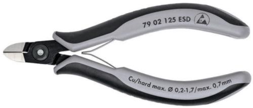 KNIP DIAGONAL CUTTING NIPPERS 185 MM