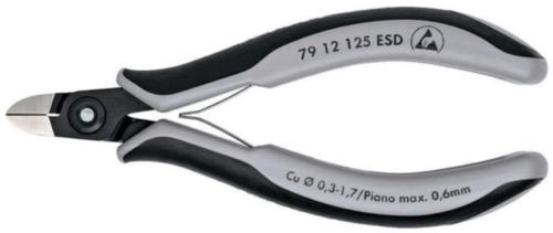 KNIP DIAGONAL CUTTING NIPPERS 120 MM