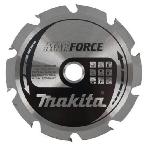 Makita Circular saw blade 270X30X2,8 60T 15G