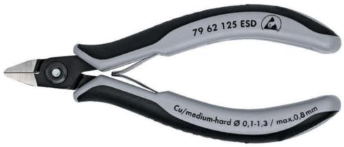 KNIP DIAGONAL CUTTING NIPPERS 125 MM