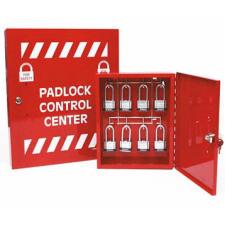 Brady Padlock controll center 8 HOOKS