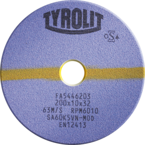 Tyrolit Disco desbarbado 250X13X32