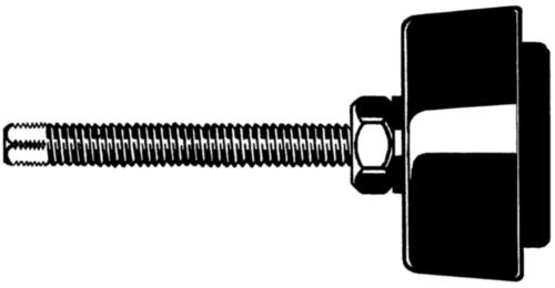 Podpory maszynowe elastyczne (łatwo konfigurowane), stalowe