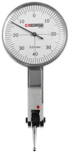 Facom Czujniki zegarowe mechaniczne 1/100MM