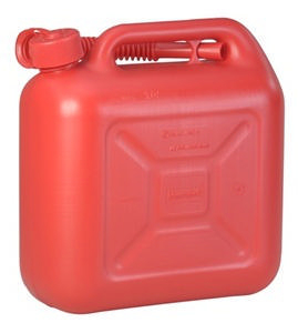 HUNE FUEL CAN 10L RED