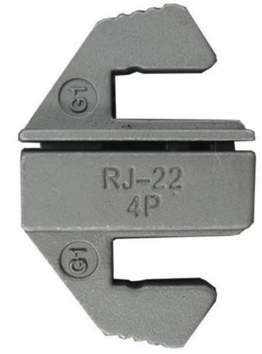 Sonic Matryce do zaciskania RJ22