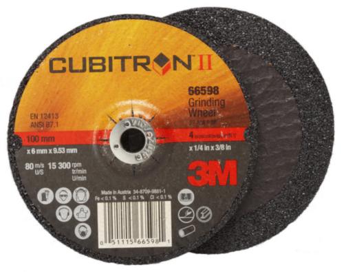 3M Grinding disc T27 125X7X22.2MM