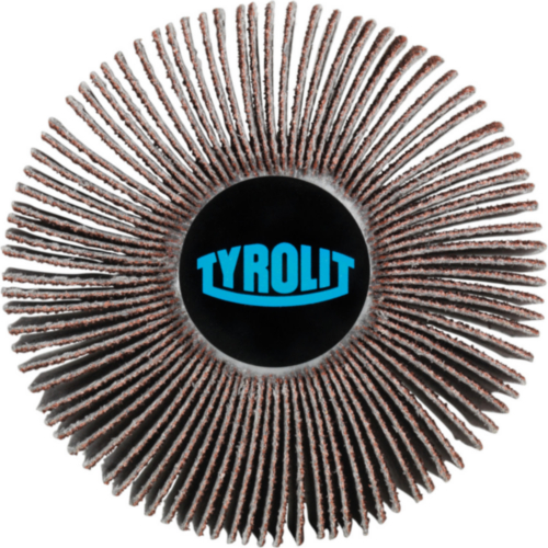 Tyrolit Lamellen schuurwiel 40X20 6X40 K240