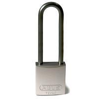 Brady Full alu padlock 75MM KD GREY 6PC