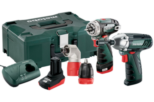 Metabo Cordless Combi set BS QUICK PRO + SSD