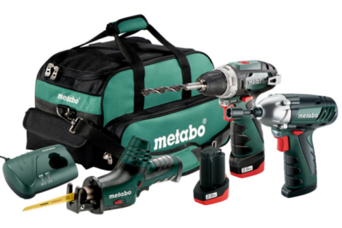 Metabo Cordless Combi set BS + ASE + SSD