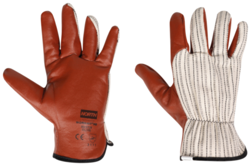 Honeywell Chemical resistant gloves Wornity 85/3729 WORKNIT XL