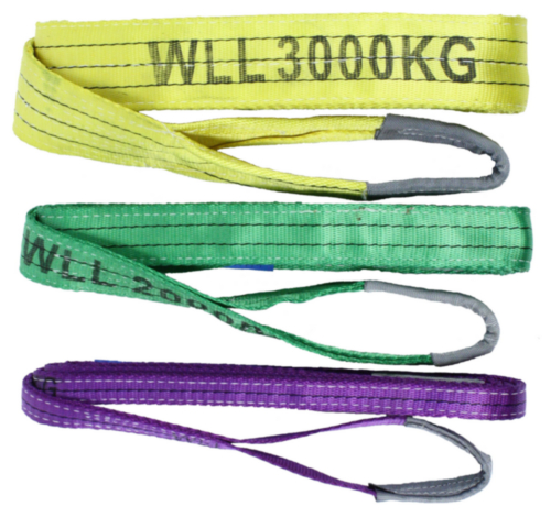 Loadlok Lifting belts Polyester 60 MM - L 3 M
