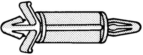 Distanțiere din plastic pentru plăci electronice