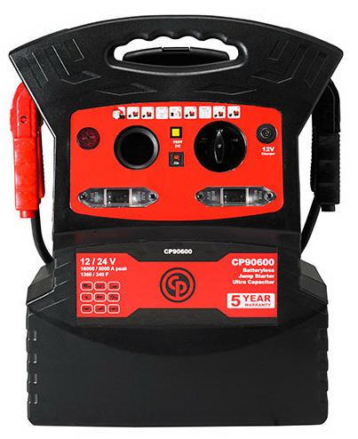 Chicago Pneumatic Jumpstarter Booster 12V-24V