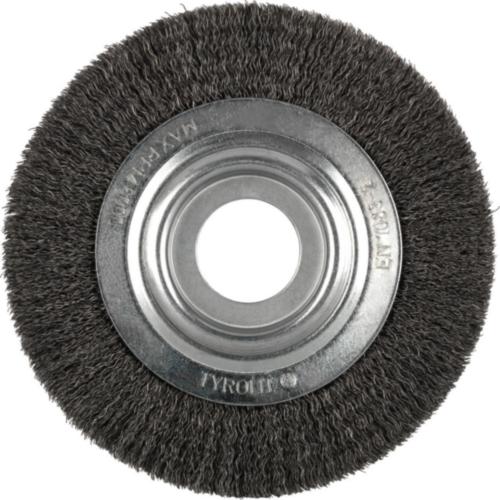 Tyrolit Wheel brush 180X22X42X32