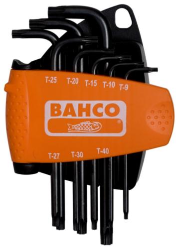 BAHC 8PC SCHRDRAAIER SET TORX BE-9575