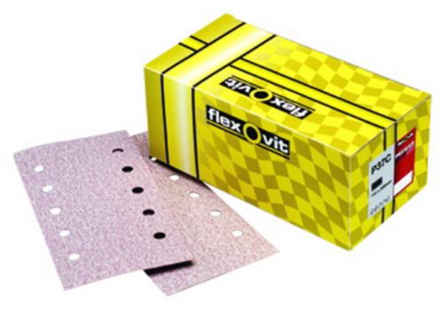 Flexovit Hârtie de șlefuit 115X230 P37C P80 10