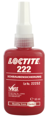 Loctite Freinfilet 222 Violet 50 ml