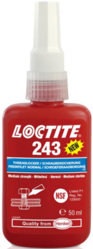 Loctite Freinfilet 243 Bleu 50 ml