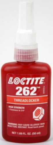 Loctite Freinfilet 262 Rouge 50 ml