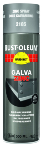 Rust-Oleum 2185 Zinkcoating Galva zink 500 ml